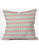 Brayden Studio Arter Holiday Style Throw Pillow BRSD8983 Size: Small