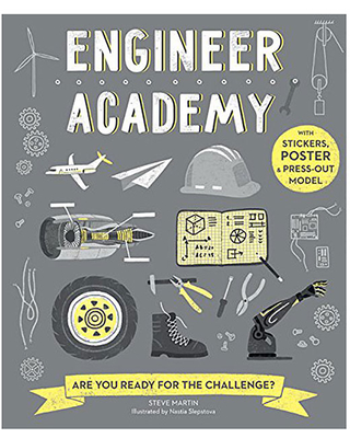 Engineer Academy - Books for Ages 7 to 10 - Fat Brain Toys