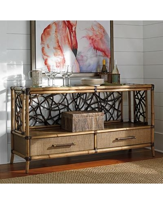 Tommy Bahama Home Twin Palms Console Table 01-0558-869