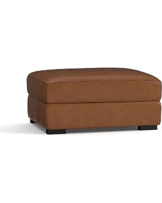 Awe Inspiring Heres A Great Deal On Turner Leather Storage Ottoman Dailytribune Chair Design For Home Dailytribuneorg