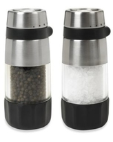 OXO Good Grips® Mess-Free Pepper Grinder Set