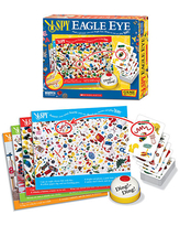 I Spy Eagle Eye Game - Games for Ages 5 to 10 - Fat Brain Toys