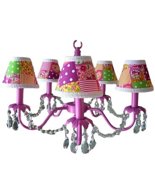 Camillah 5-Light Shaded Chandelier Classic / Traditional Chandelier