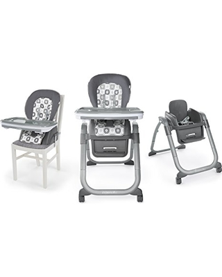 Cool New Savings On Ingenuity Smartserve 4 In 1 High Chair With Theyellowbook Wood Chair Design Ideas Theyellowbookinfo