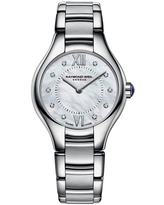 Raymond Weil Women's 'Noemia' Mother of Pearl Watch (Raymond Weil Noemia Mother Of Pearl Ladies Watch)