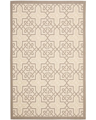 Safavieh Courtyard Olivia Geometric Indoor/Outdoor Area Rug