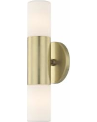 Mitzi Lola 13 Inch LED Wall Sconce - H196102-AGB