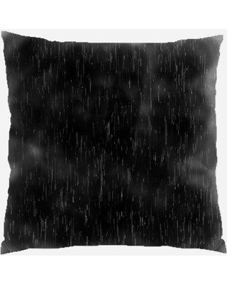East Urban Home Rain Throw Pillow W001347059 Location: Indoor