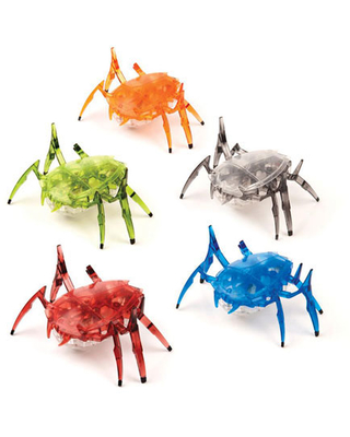 Hexbug Robotic Scarab - Party Favors & Party Fun for Ages 8 to 12 - Fat Brain Toys