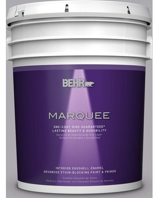 BEHR MARQUEE 5 gal. #MQ5-04 Classy Eggshell Interior Paint and Primer in One