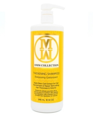 Omm Collection Thickening Shampoo, 32 oz