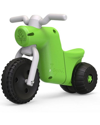 YBike Toyni - Green - Active Play for Babies - Fat Brain Toys