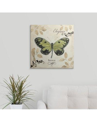 """Great Big Canvas 'Nature's Gem IV' by Emily Adams Graphic Art Print 2174656_1 Size: 20"""" H x 20"""" W x 1.5"""" D Format: Canvas"""