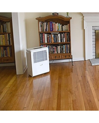 Ivation 4500 Sq. Ft. Dehumidifier Ivation Moisture Removal Per Day: 50 Pint