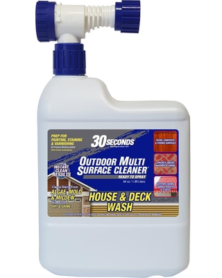 30 Seconds 64 oz. Outdoor Multi-Surface RTS Cleaner