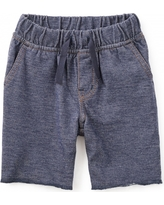 Tea Collection Denim Like Baby Shorts