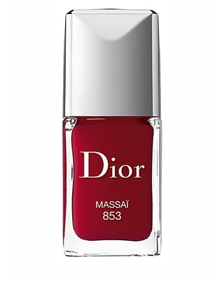 Dior Women's Dior Vernis Gel Shine & Long Wear Nail Lacquer - Red