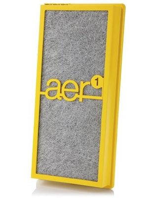 Holmes aer1 HEPA Type Air Filter with Odor Eliminator