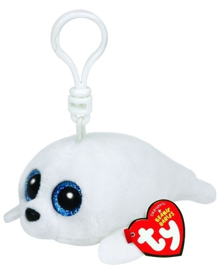 Ty Original Beanie Babies® White Seal Clip, Icy   Michaels®