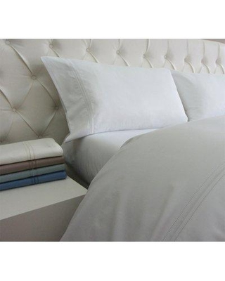Red Barrel Studio Fung Paradisal 100% Cotton Sheet Set PARADISAL-SHEET- Size: Queen Color: Taupe