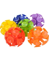 6ct Suction Cup Ball - Spritz, Blue