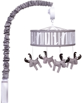 Trend Lab Musical Mobile Moose - Gray