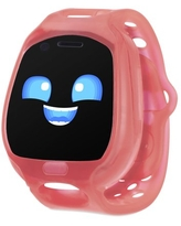 Little Tikes Tobi 2 Robot Red Smartwatch with Head-to-Head Gaming, Advanced Graphics, Motion-Activated Selfie Camera, Fun Expressions, Games, Pedometer, Splashproof, Wireless Connectivity, Video