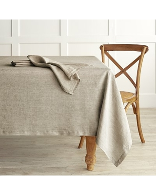 94cee11469 Hot Sale  Italian Washed Linen Tablecloth