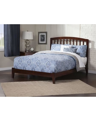Richmond Collection AR8831034 Full Traditional Bed with Mission-Style Slat Headboard and a Non-Toxic Finish in