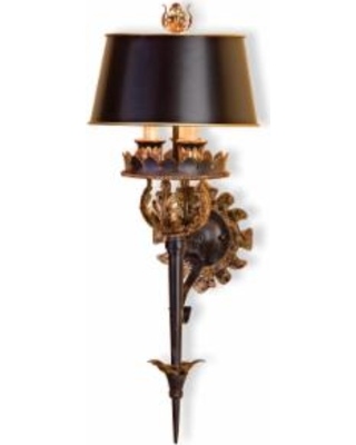 Currey and Company Duke 26 Inch Wall Sconce - 5412