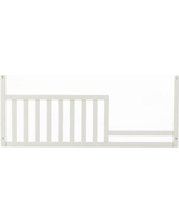 Suite Bebe Laural Toddler Bed Rail 10375- Finish: White