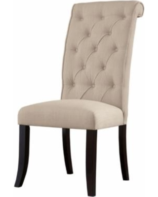 Signature Design Tripton Dining Upholstered Side Chair (Set of 2) - Ashley Furniture D530-01