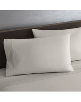 Simply Vera Vera Wang Egyptian Cotton 800 Thread Count Sheet Set or Pillowcases, Med Grey, King Set