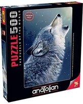 Anatolian Ascending Song Jigsaw Puzzle (500 Piece)