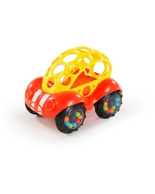 Oball Bright Starts Rattle & Roll Buggie Toy