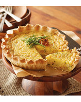 Triple Cheese and Caramelized Onion Quiche by Harry & David