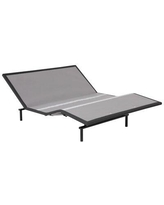 """Spinal Solution 10"""" Adjustable Bed with Wireless Remote ADJ-BRIO- Size: Twin XL"""