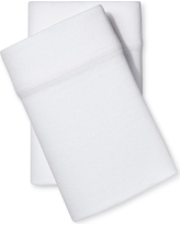 Jersey Pillowcase - (King) White - Room Essentials