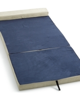Closeout! Homedics The Crash Pad Instant Folding Bed Bedding