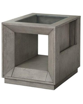 Big Savings For Tressler Block End Table Foundry Select