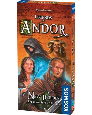 Boy's Thames & Kosmos 'Legends Of Andor - New Heroes' Game Expansion Pack