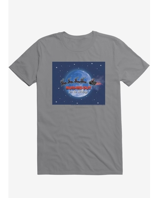 National Lampoon's Christmas Vacation Burned Out For The Holidays T-Shirt