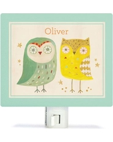 Oopsy Daisy Two Wise Owls Night Light NB49133