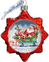 The Holiday Aisle Glass Ornament THLY6669