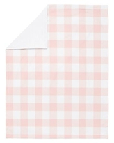 Buffalo Plaid Check Security Baby Blanket Color: Pink