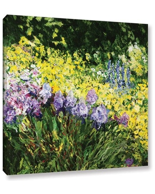 "ArtWall Allan Friedlander ""Sunshine Blossoms"" Gallery-wrapped Canvas"