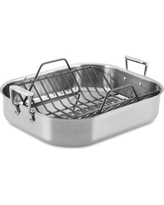 All-Clad Traditional Roaster with Rack, Large