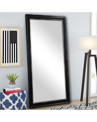 "Red Barrel Studio Shmulevich Traditional Full Length Mirror RDBE1842 Size: 71"" H x 30.5"" W"