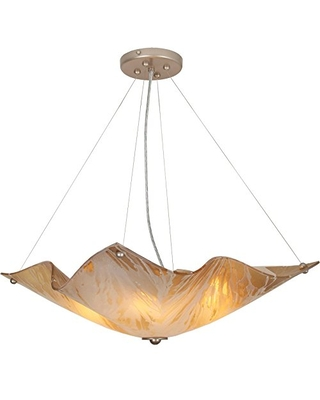 Van Teal 541350 Sarah You Will Remember Chandelier, No Size, Autumn Wood Silver