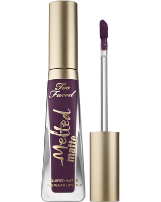 Too Faced Melted Matte Liquid Lipstick Wine Not? 0.4 oz/ 11.83 mL